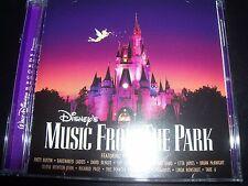 Disney – Walt Disney Music From The Park Various CD – Like New