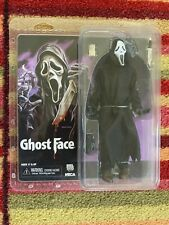 "Ghost Face 8"" clothed figure NECA IN HAND GHOSTFACE SCREAM"