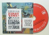 "♦ ""Duke Ellington And Count Basie ‎– First Time! "" + 5 BONUS - LIMITED EDITION ♦"