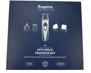 CHI FAROUK Esquire Mens The Five Piece Trimmer Set