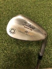 Titleist Vokey Design Spin Milled 58* Wedge 8* Bounce