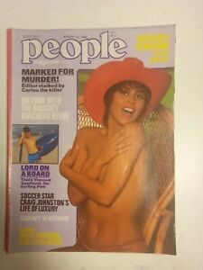 Vintage People Magazine August 10 1982 In Great Condition