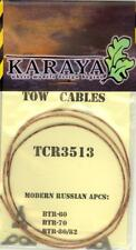 Karaya Models 1/35 METAL TOW CABLES Modern Russian Armored Personnel Carriers