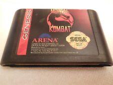 Mortal Kombat (Sega Genesis, 1993) GAME ONLY