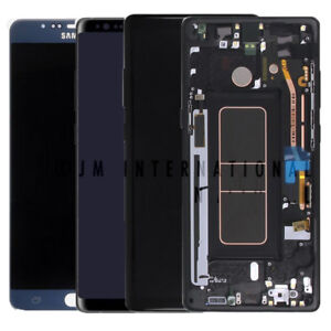 Samsung Galaxy Note 5/8/9 LCD Touch Screen Digitizer Frame Assembly Replacement