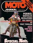 MOTO JOURNAL 438 YAMAHA XS 1100 TURBO Boxer Bike PORTAL 420 R5 HONDA RS Lejeune