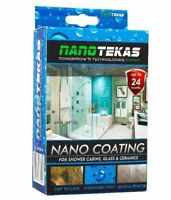 Nano Coating for Shower Cabins Glass and Ceramics Hydrophobic Spray & Protection