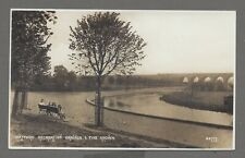 More details for vintage rp postcard watford recreation grounds & five arches, hertfordshire.