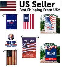 Trump 2020 Flag Keep Make America Great Again President Maga Kag Usa 12x18 Boat