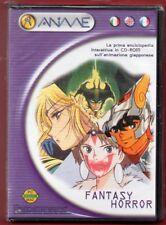 ANIME - Enciclopedia Interattiva - FANTASY/HORROR - CD-ROM