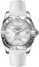 A3733012/A788-236X   BRAND NEW BREITLING GALACTIC 36 AUTOMATIC WOMENS WATCH