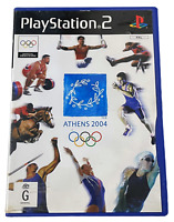 Athens 2004 PS2 PAL *Complete*