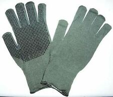 BRITISH ARMY - GREEN CONTACT GLOVES - SIZE 8 - BRAND NEW - RL605