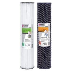 Puretec Hybrid G7 Whole House Replacement   Filter set  PL05MP2 + DP10MP2
