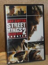 Street Kings 2: Motor City (DVD, 2012) Ray Liotta Shawn Hatosy Scott Norman