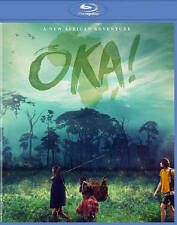 OKA! (Blu-ray Disc, 2013) African Drama Ethnic Music NEW [See Description]