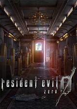 Resident Evil 0 / Biohazard 0 HD Remastered PC [Steam] No Disc or Box