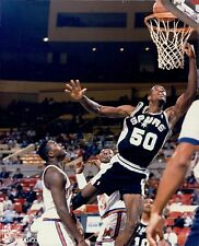 "David Robinson ""San Antonio Spurs"" NBA Licensed Unsigned 8x10 Glossy Photo A1"