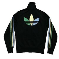 Veste Adidas Originals Firebird Grün Collection Rare Jacket Tracktop Noir 40