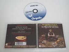 JETHRO TULL/SONGS FROM THE WOOD(CHRYSALIS 7243 5 83517 2 9) CD ALBUM