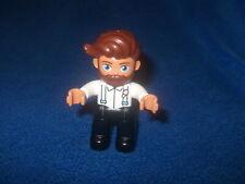 Lego Duplo familia 3 x personaje niño joven mamá mujer papá hombre Bart menso 10929 nuevo
