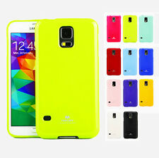 Mercury Soft Glossy Shockproof Gel Case Cover Samsung Galaxy Note S 7 6 5 4 Edge