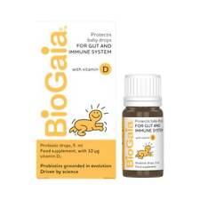Biogaia D3 Bébé Gouttes - Pharmacy-Eu