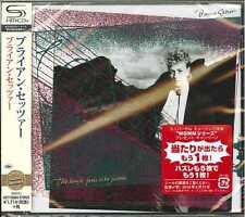 BRIAN SETZER-THE KNIFE FEELS LIKE JUSTICE-JAPAN SHM-CD  D50