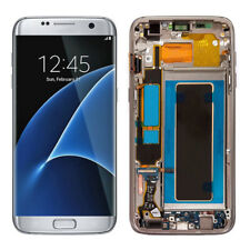 LCD Display Touch Digitizer Frame For Samsung Galaxy S7 Edge G935A G935P G935F