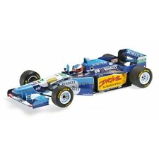 MINICHAMPS 100 950001 BENETTON RENAULT B195 F1 model car M Schumacher WC 95 1:18