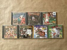 Kevin & Bean KROQ Christmas CDs - 7 Discs - All Sealed - Various Artists - OOP