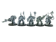 Warhammer 40k Chaos Space Marines Terminator Squad