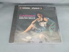 Carmen for Orchestra / Morton Gould (CD, Apr-1996, RCA Victor Living Stereo) NEW
