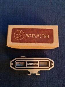 Wata Watameter