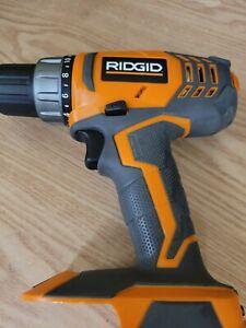"NEW RIDGID R8600521 Drill / Driver 1/2"" (Tool-Only)"