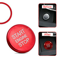 Car Engine Start Stop Push Switch Button Cover Ring For VW Golf 7 Jetta MK7 CC
