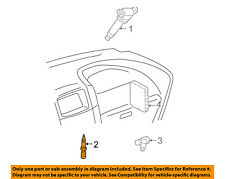 TOYOTA OEM Ignition-Spark Plug 9008091180