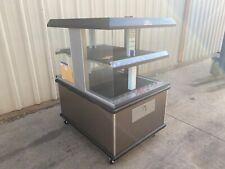 New listing Custom Deli heated holding cabinet food warmer merchandiser Dilw4H mfg in 2020
