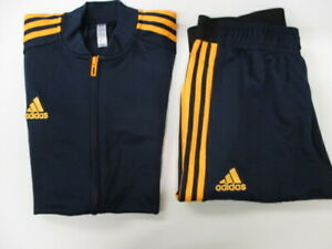 adidas Sereno Pro Tracksuit Mens SIZE 2XL (52/54) REF CN295*