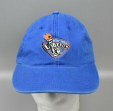New York Liberty Reebok WNBA Vintage Logo Unisex Adult Strapback Cap Hat
