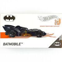 Hot Wheels ID BATMOBILE Batman 1989 Series 1 Die Cast Car 05/05