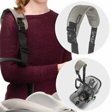 Tragegurt für Babyschale Baby Autositz Maxi Cosi Tragehilfe mit Anti-Rutsch-Pad