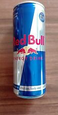 1 Energy Drink Dose Red Bull Großbritannien Irland Voll Full 250ml Can Pfund