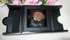 Timepieces by Randy Jackson SPORT BROWN Stainless S WATCH WRJ10053UA04HS NEW