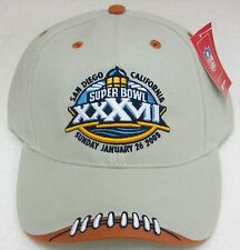 NFL Super Bowl XXXVII Multi-Color Structured Adjustable Hat By Reebok