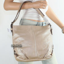 NWT Coach Perforated Leather Shoulder Hand Bag Crossbody Duffle F19407 New RARE