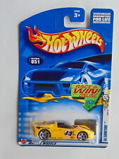 2002 Hot Wheels First Editions 40 Somethin Ford GT40 Diecast