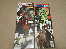 Checkmate #1-4 (2006, DC) Suicide Squad, Justice League, Greg Rucka
