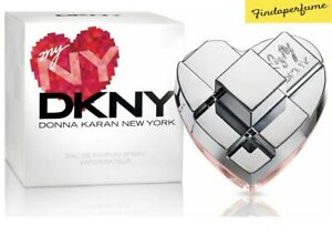 DKNY MY NY EAU DE PARFUM EDP 50ML SPRAY - WOMEN'S FOR HER. SEALED