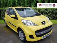 Peugeot 107 50,000 to 74,999 miles Vehicle Mileage Cars